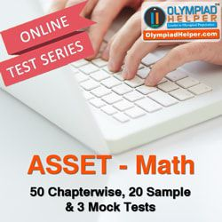 ASSET - Math Olympiad Practice Papers for Class 6