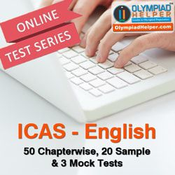 IAIS - English Olympiad Practice Papers for Class 4