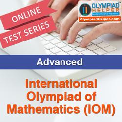 Adv - International Olympiad of Mathematics (iOM) for Class 4